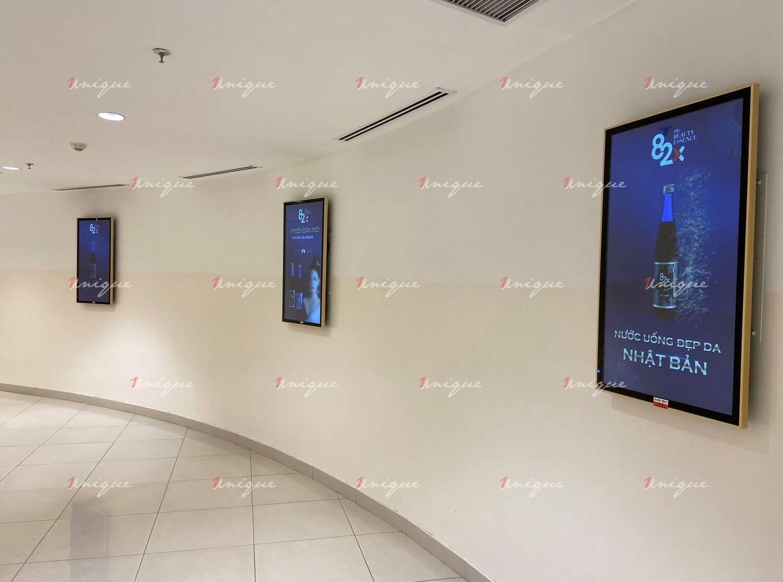 82X Beauty quảng cáo màn hình Led, Lcd, Frame quy mô lớn