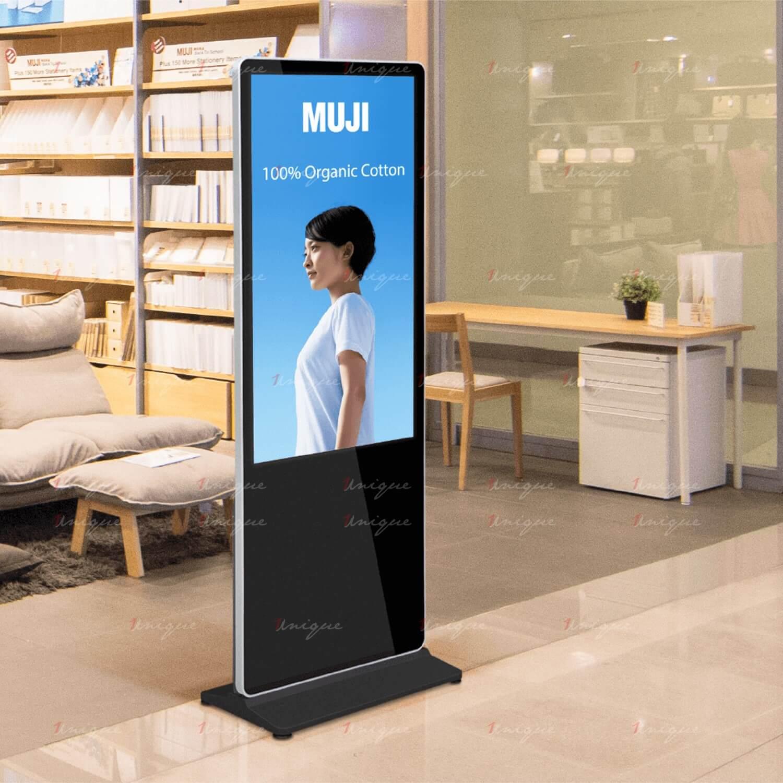 màn hình lcd chân đứng 60 inch