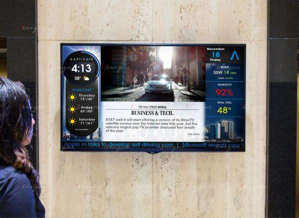 màn hình LCD treo tường 55 inch