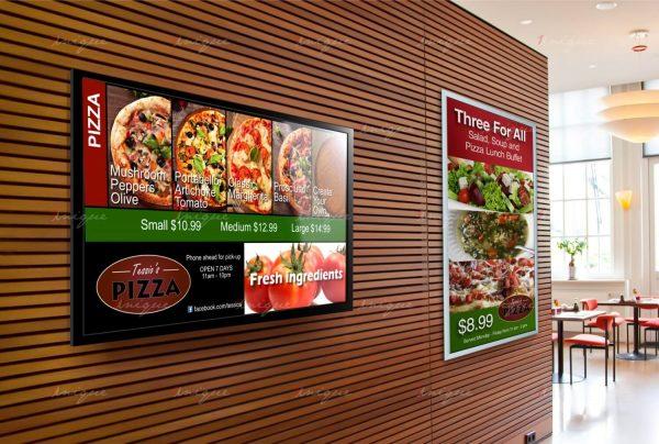 Màn hình LCD treo tường 70 inch