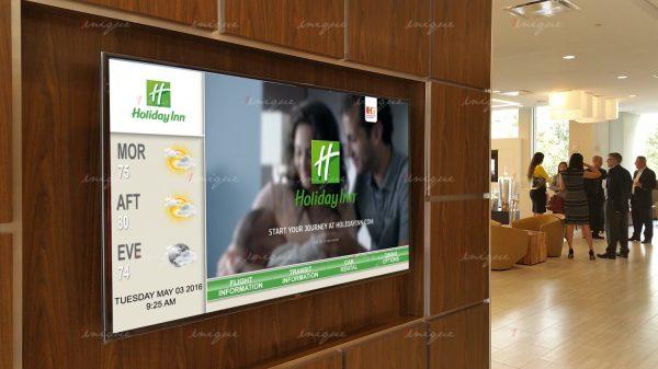 Màn hình LCD treo tường 75 inch