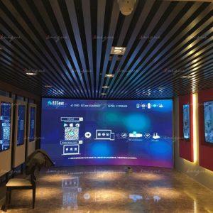 màn hình LED P1.5 trong nhà