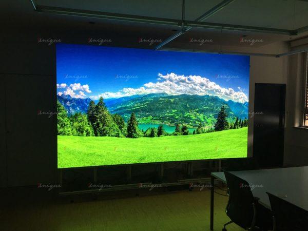 màn hình led p1.6 trong nhà