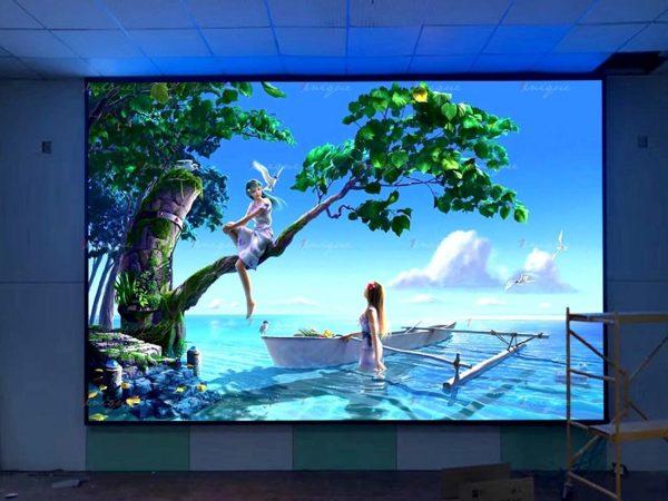 màn hình led p2.5 trong nhà
