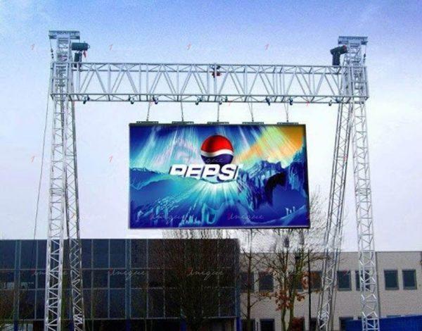 màn hình led p8 ngoài trời