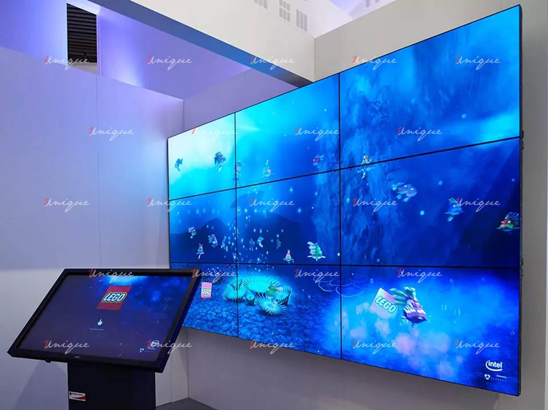 Màn hình ghép Viewsonic 49 inch