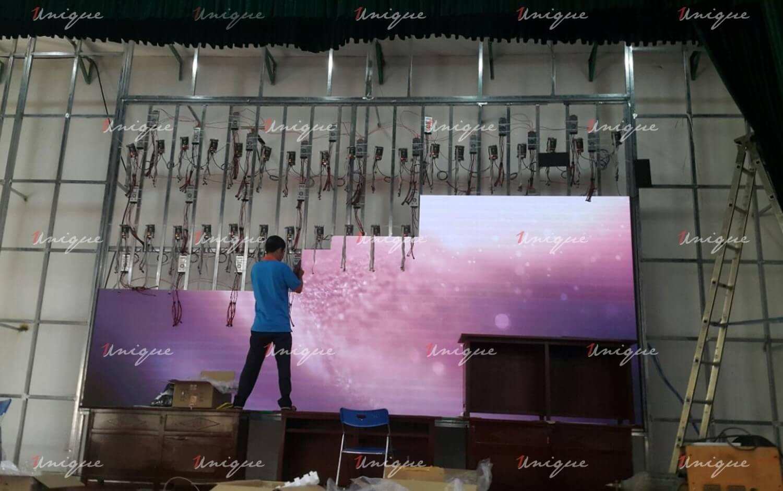 đơn vị phân phối thi công lắp đặt màn hình led